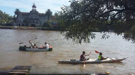 Buenos Aires: E-Bike Guided Tour & Kayak Ride In The Tigre River Delta With Lunch