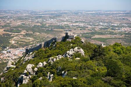 Sintra, Cascais And Queluz Palace - 8H Private Tour