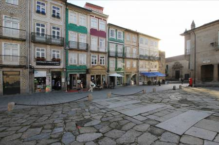 Braga Historic Center