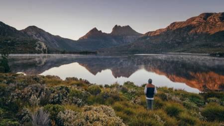 Cradle Mountain-Lake
