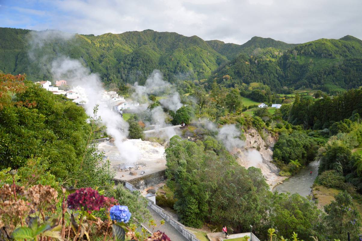 Furnas Tour