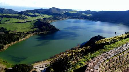 Sightseeing Tour Until Furnas And Northeast Azores