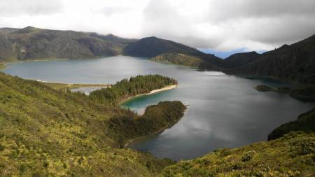 Azores - Furnas And Lagoa Do Fogo