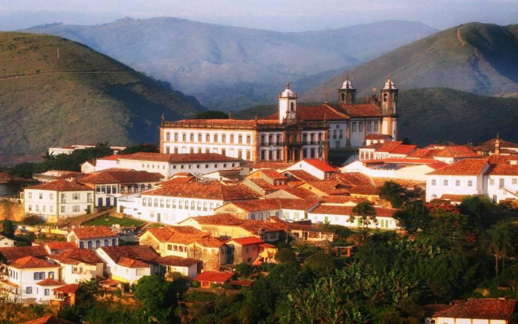 Geh zurück zu Minas Gerais