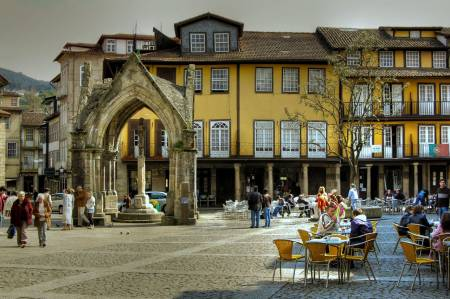 Guimarães Historic Center
