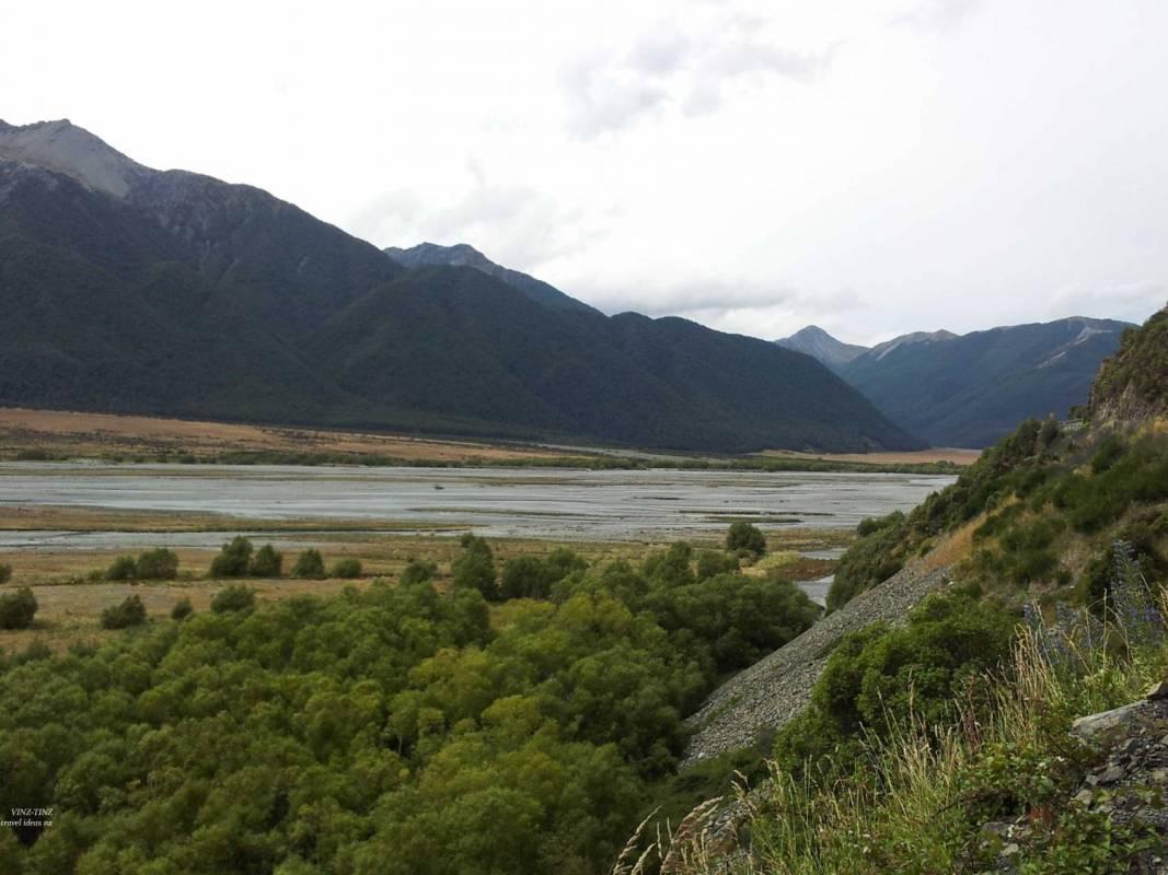 Private Day Tour/transfer Franz Josef Or Fox Glacier