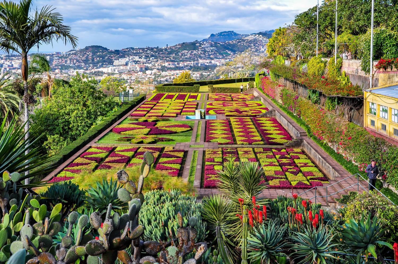 Botanic Garden of Madeira