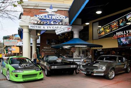 Hollywood Cars Museum