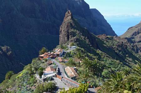 Village of Masca Tenerife