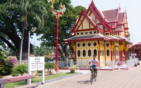 Full-Day Bicycle Tour At Hua Hin, Thailand