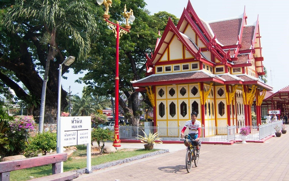 Bicycle Tour At Hua Hin - Thailand