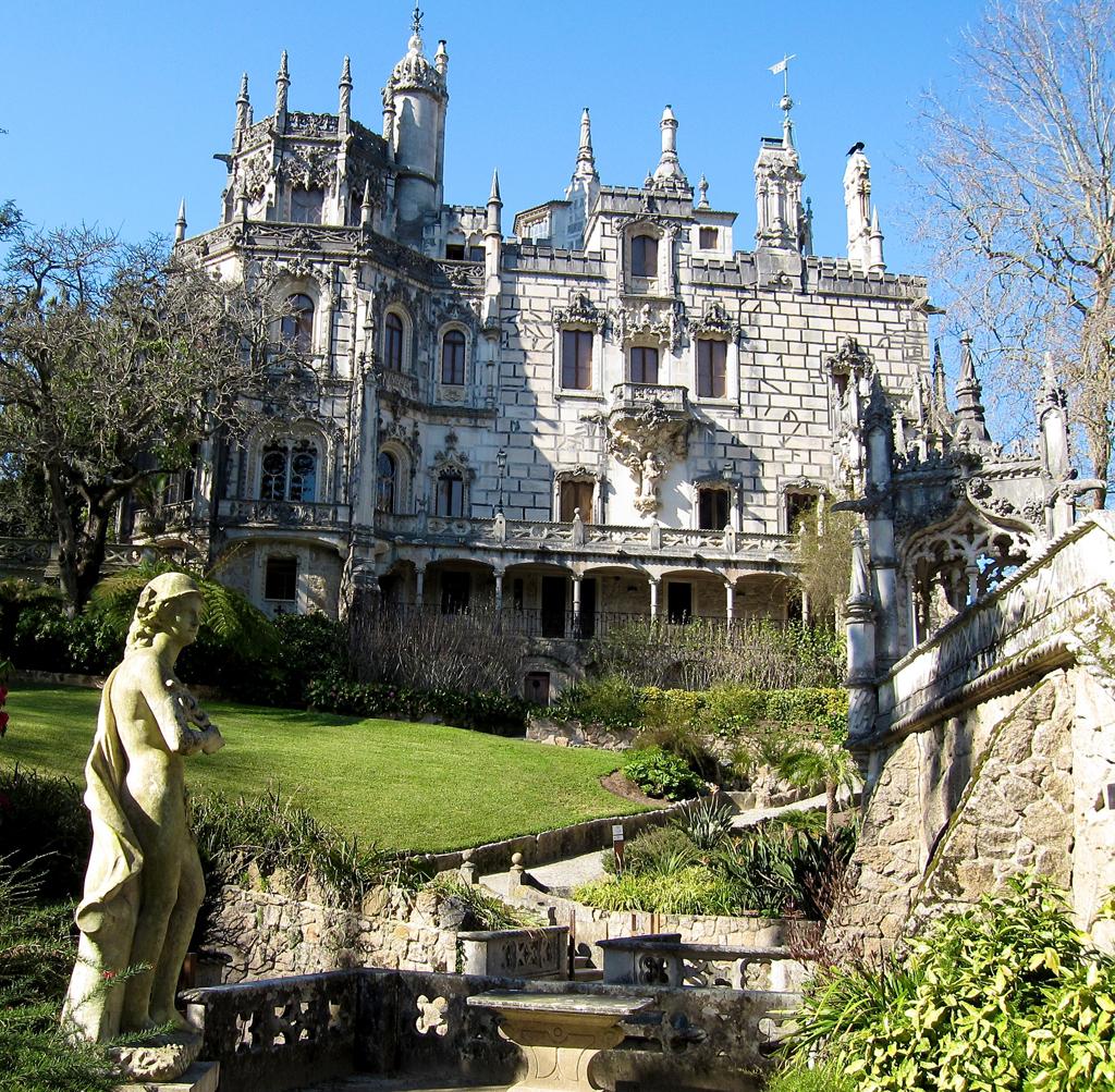 Tours in Quinta Da Regaleira - Sintra, Portugal