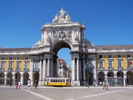 4 Hours Private Lisbon Sightseeing Tour