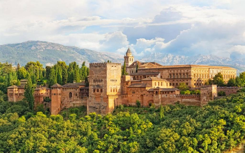 Geh zurück zu Andalusien