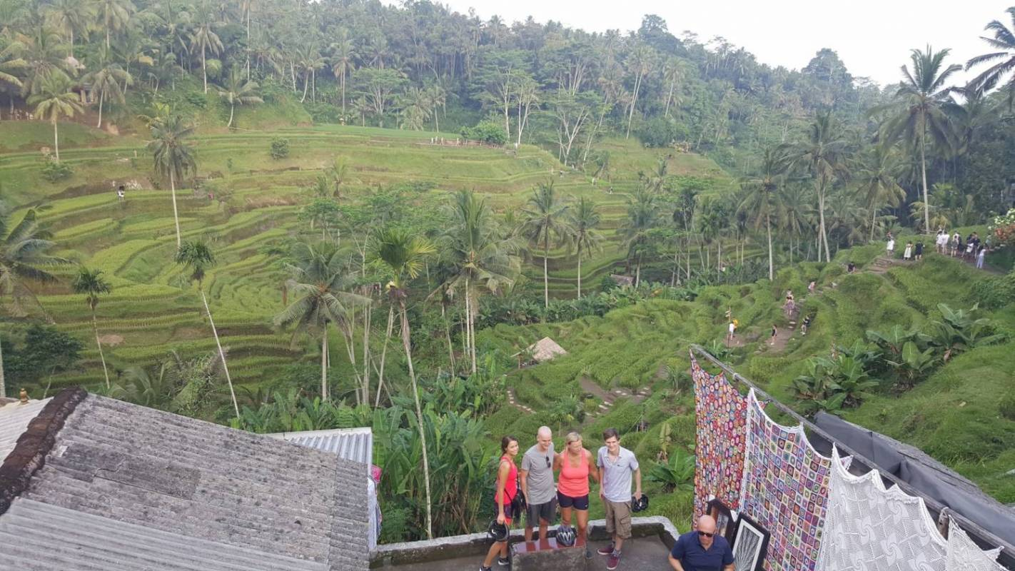 Ubud Electric Bike Tour To Tegallalang Rice Terraces - Bali