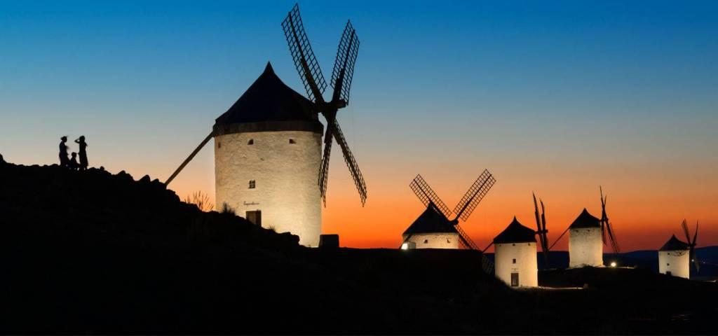 Revenir à Castilla-La Mancha