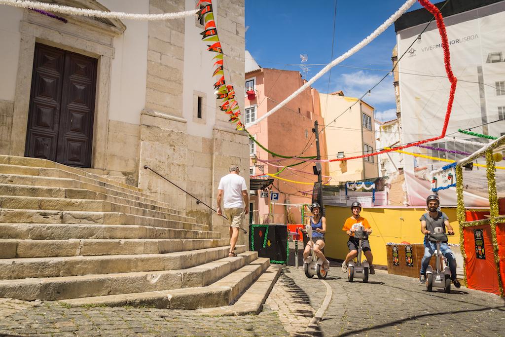 Old Town Sitgo Tour (Alfama)