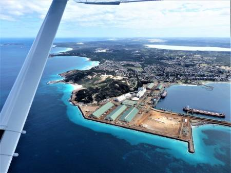 Esperance-Cape Le Grand Scenic Flight