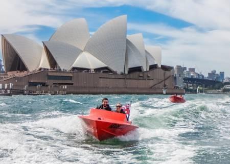 Sydney Boat Tour Australia