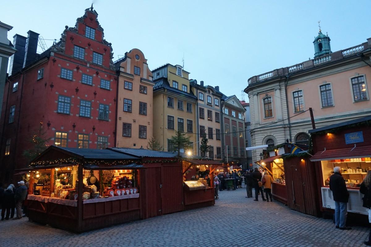 Stockholm Old Town Walk Public Sto Experitour Com