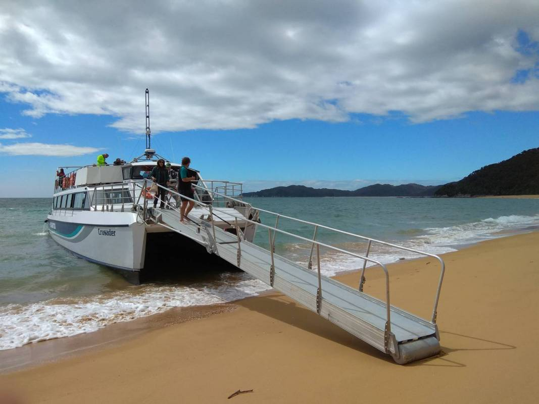Abel Tasman And Golden Bay Tour From Nelson Or Motueka