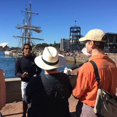 Poihākena Tours: Stories Of Māori In Sydney
