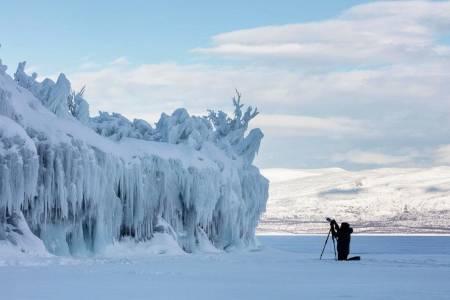 Curso De Fotografia De Paisagem – Abisko – Suécia