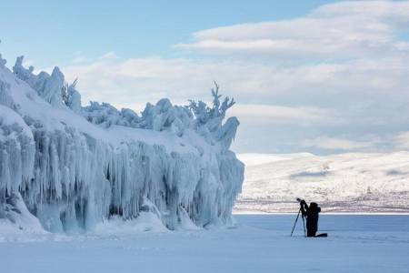 Landschaftsfotografie Kurs – Abisko – Schweden