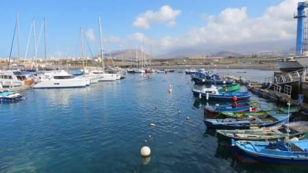 Las Galletas Tenerife