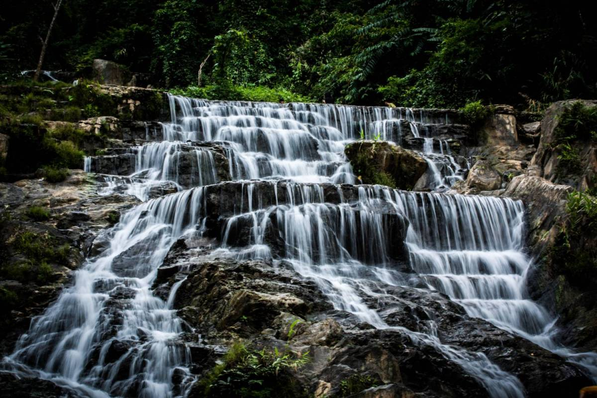 Pala-U Waterfall And Karang Village - Thailand