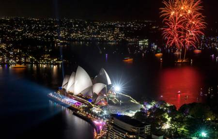 New Years Day Party Cruise - Sydney