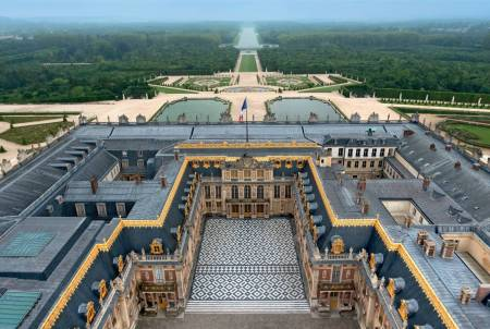 Versailles Palace Shuttle & Entrance Tickets