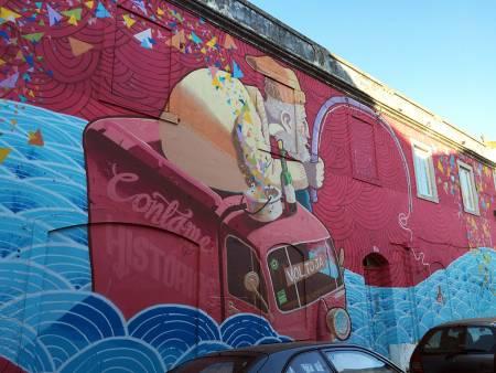 Passeio Privado De Arte De Rua – Lisboa