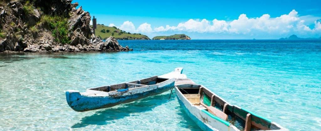 Geh zurück zu Bali