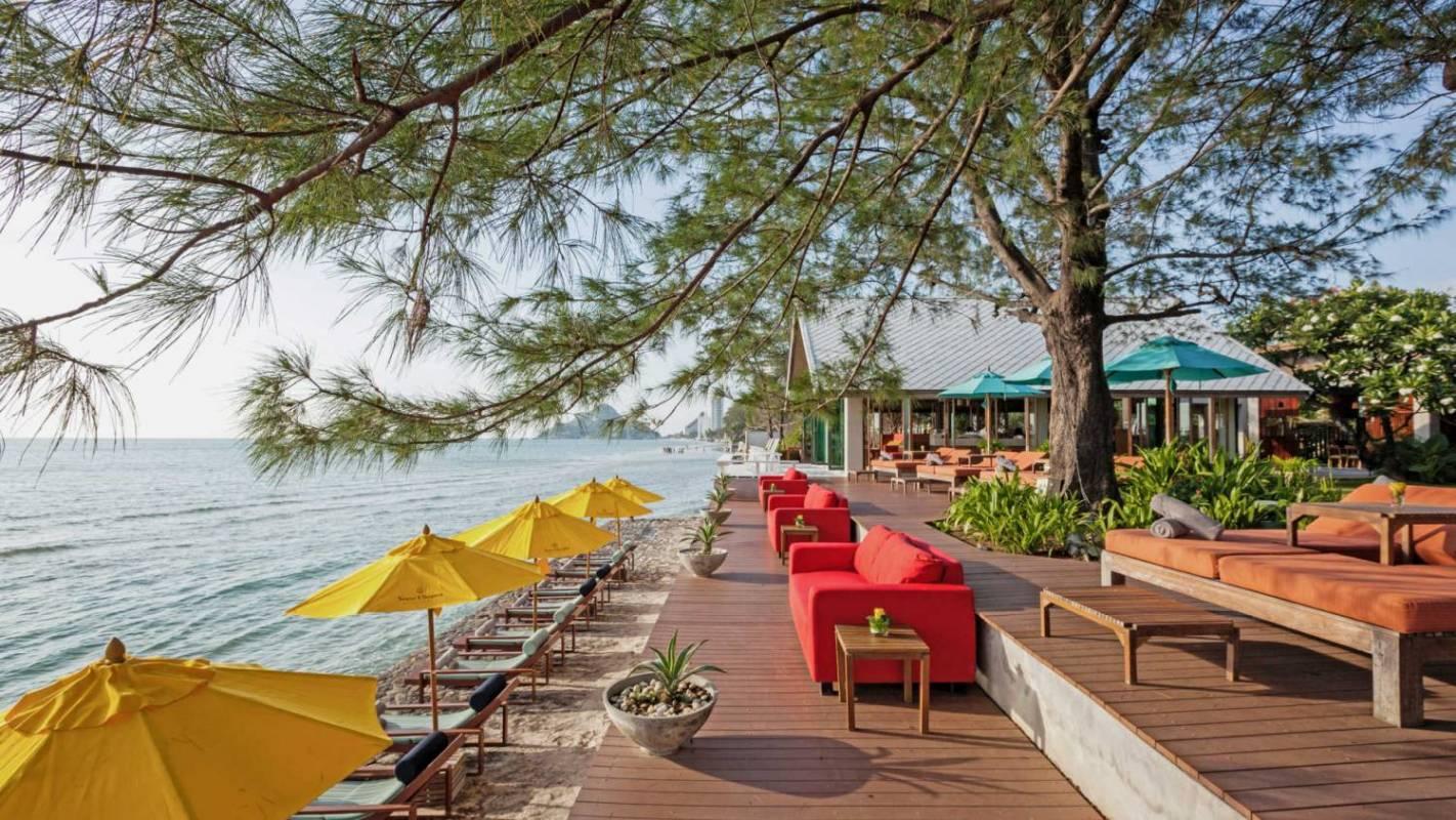 hua hin al fresco resort thailand