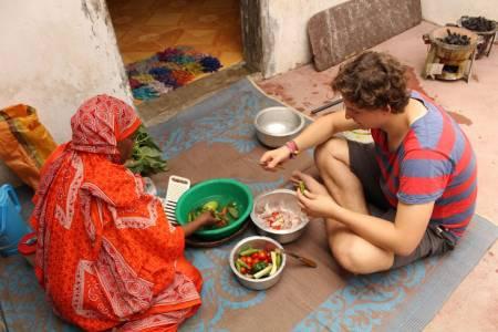 Cooking Class In Zanzibar