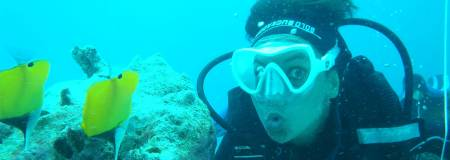 Fun Dives At Mnemba Marine Conservation – Zanzibar