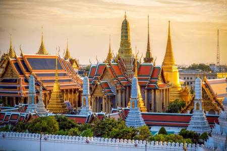 Full-Day Tour Of The Golden Highlights Of Bangkok