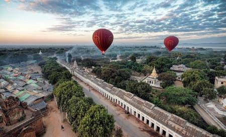 Glance The Golden Land Of Myanmar 6 Days Trip