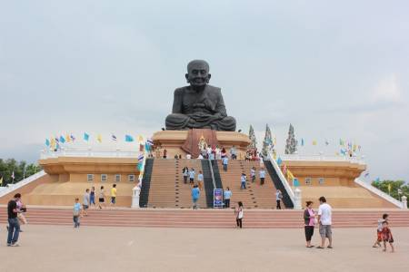 Huay Mongkol Temple And Sirinart Rajini Ecosystem Learning Center Day Tour In Hua Hin