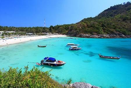 Eines Tages Koh Raya, Koh He Phuket