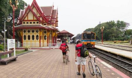 Hua Hin: Guided Half-Day Bicycle Tour In The Afternoon