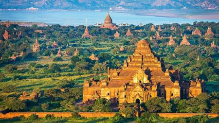 Heritage Land Of Myanmar 4 Days Trip