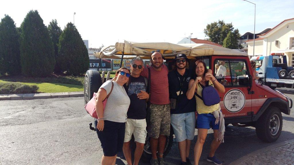 Lisbon Jeep Tour