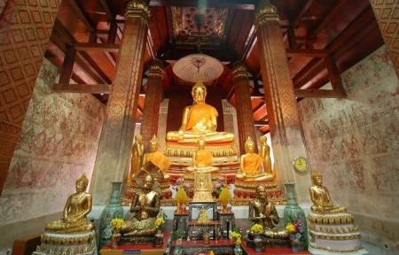 Hua Hin: Full-Day Excursion To Historical Temples & Khao Tao Cave