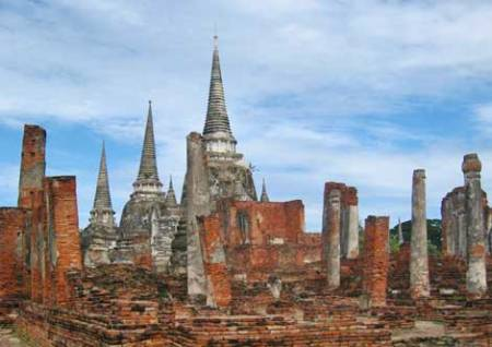 Discovered The Historical City Ayutthaya In 3D/2N