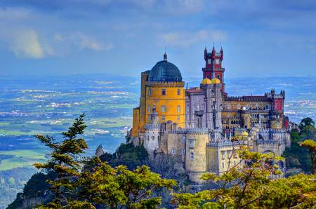 Full Day Private Tour In Lisbon Riviera, Cape Roca, Sintra & Cascais On Business Class Car