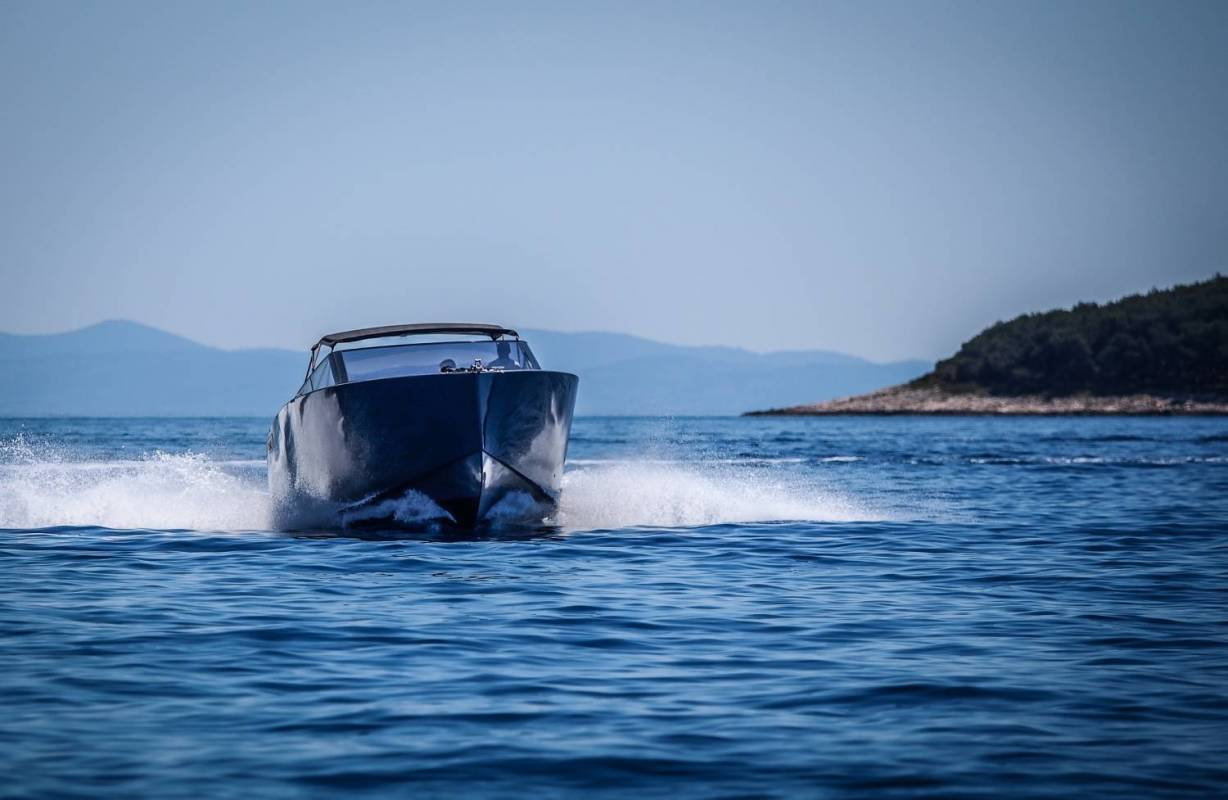 Hvar Luxury Speed Boat Tour