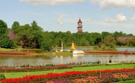 Full Day Excursion To Colonial Hill Station Town (Pyin Oo Lwin)