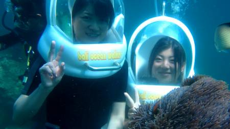 Bali Ocean Walker – Diving Experience